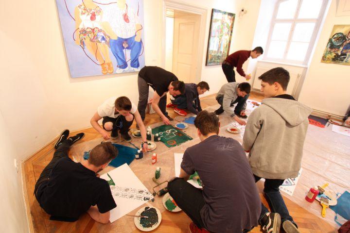 Várjuk a csoportok jelentkezését aktuális művészetpedagógiai foglalkozásainkra