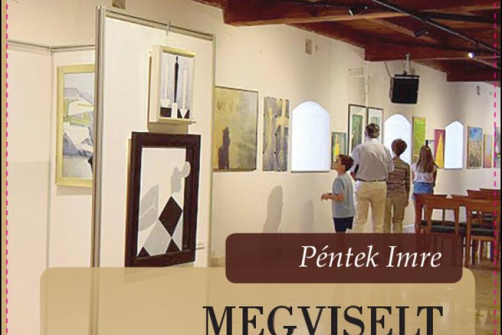Péntek Imre Megviselt papírmúzeum