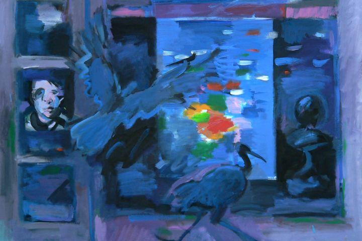 Szilvásy Nándor/In Memoriam Yves Klein