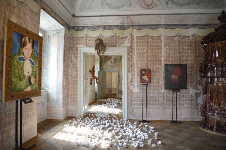 Dubniczay-palota/Irokéz Gyűjtemény