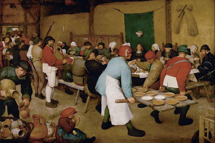 Művészeti előadás Id. Pieter Brueghel művészete