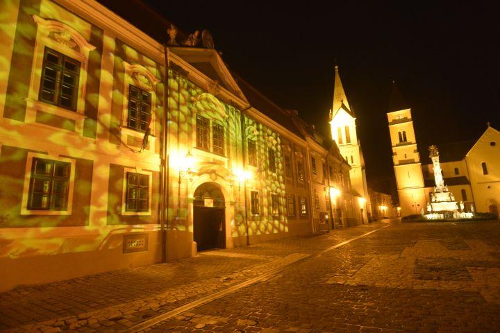 Múzeumok Éjszakája / Galériák Éjjele